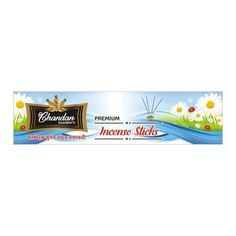 Chandan Premium Incense Stick - Manufacturer, Supplier, Trader in India Incense Sticks, Natural Herbs, Fragrance, Perfume