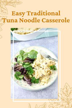 Fall Dinner Recipes, Dinner Recipes Easy Quick, Fall Recipes, Easy Dinners, Healthy Family Dinners, Best Comfort Food, Seafood Recipes, The Best, Tuna Noodle