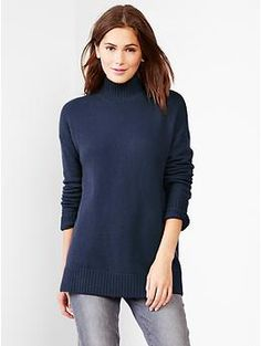 Cozy turtleneck sweater | Gap
