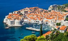 10-Day Escorted Croatia & Slovenia Vacation with Airfare from Gate 1 Travel. Price/person Based on Double Occupancy.