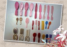 accesorios de belleza tocador  etc 26 peines y cepillos para el pelo