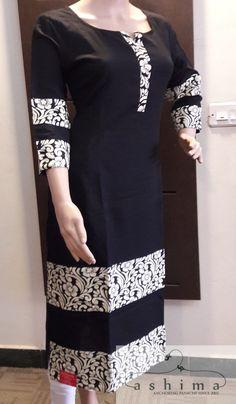 Code:18111715 - Price INR:990/- , Cotton Kurti.
