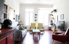 Chez Mariekke, living room, home, marie claire maison, déco, salon