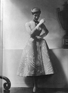 "Christian Dior ""La Cigale"" Dress, 1952"