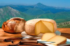 Made in the Pyrénées-Atlantiques, Ossau-Iraty is one of the world's best sheep's milk cheeses.  Originally produced in French and Basque regions bordering modern-day France and Spain, the cheese bears a shared place-name (Ossau refers to the French, Iraty to the Basque).  While it may be sold at 5-8 months, Ossau-Iraty improves with time, with optimal flavors around a year and a half.  Of course, this is subjective, so try it out.  See if you like it fresh or aged.  Either way, you win.