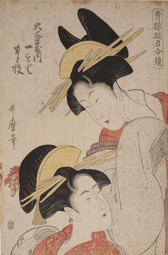 kitagawa utamaro | Kitagawa Utamaro