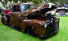 One sweet Chevy 3100 truck
