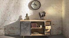 Industriální jednoduchost | Nábytek a doplňky vybrané stylistkami Westwing