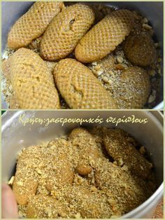 Greek Sweets, Greek Desserts, Greek Recipes, Sweets Recipes, Appetizer Recipes, Baking Recipes, Christmas Cooking, Christmas Desserts, Greek Cookies