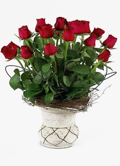 Gauteng Flower & Gift Delivery for all occasions. Whether you are looking for luxury or budget, our flower shops have what you are looking for. Red Roses, South Africa, Gift Delivery, Just For You, Vase, Flowers, Plants, Gifts, Romance