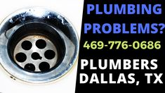 Plumbing problems? 24 Hour Emergency Plumbing Service.  It might be your water heater, kitchen leak, bathroom leak, foundation leak issues, disposal, toilet overflow or any other emergency situation Dallas Plumbers make sure your problem does not become a costly catastrophe. We are committed to exceptional customer service and are available when you need us most. Call us today 469-776-0686.  #plumbers #plumbing #plumbersnearme #dallas #texas  #toilet #waterleak #waterheater #sink #faucets