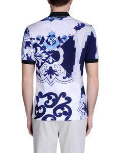 Dolce Gabbana Polo Shirt - Dolce Gabbana Men - thecorner.com