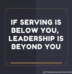 Servant Leader                                                                                                                                                     More