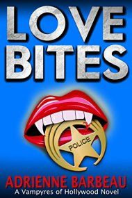 Love Bites: A Handsome Cop, A Glamorous Star, And Murder by Adrienne Barbeau ebook deal
