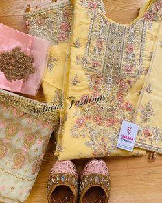Pakistani Fancy Dresses, Pakistani Fashion Party Wear, Pakistani Dress Design, Pakistani Suits, Stylish Dresses For Girls, Dresses Kids Girl, Best Party Dresses, Cute Dresses, Classy Suits