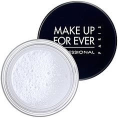 This is one of my staples....It sets your makeup and makes your skin feel great. Not to mention one jar will last forever.....haha maybe that is why it is called MAKE UP FOR EVER !