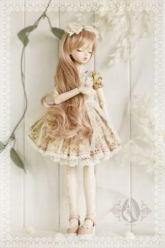 1/4 Blossom Dress