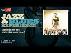 Lavern Baker - I Cried a Tear (remastered stereo))