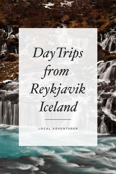 5 Top Day Trips from Reykjavik Iceland You Can't Miss | Best Places to Drive to in Iceland - Are you traveling to Iceland? Click the article to see the beautiful places that are only a day trip away from Reykjavik. Why you should visit them, Iceland road trip travel tips, and what to do in Reykjavik // Local Adventurer #reykjavik #roadtrip #iceland