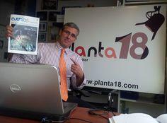 Jorge del Toro de Planta18