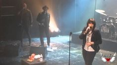 Alex Hepburn - Howling for you - Trianon