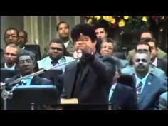 Cuidado cantores e pregadores, para não chegar a esse ponto!. Cantor Sam...