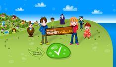 Moneyville: an online game to help children learn about money