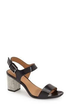 'Cimi' Block Heel Sandal (Women)