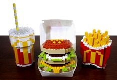 funny legos | Lego Value Meal » Funny, Bizarre, Amazing Pictures & Videos