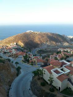 Beutiful Spansh Villas at Monte Cristo, Cabo San Lucas, Mexico