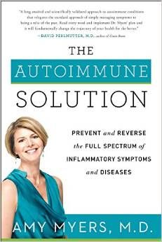 For those of us with auto-immune issues, this will be a very important book. Just released last week, Amy Myes' new book is already the #1 best seller in her category Amazon. If you are dealing with an autoimmune condition or suspect you are then this is the book for you. click image for info on where to buy