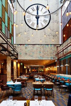 2016 Restaurant & Bar Design Awards Announced,Wildwood Kitchen (Liverpool, UK) / Design Command . Image Courtesy of The Restaurant & Bar Design Awards