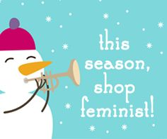 Shop the Feminist Store!
