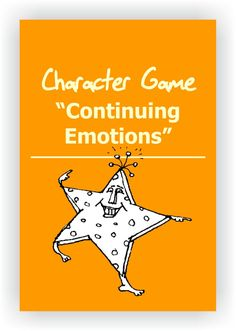 FREE DRAMA GAME~Continuing Emotions~ Start a neutral scene with two players. For example, a customer goes into a store to return something. Have the two players act it out straight. Read more...  https://www.dramanotebook.com/drama-games/continuing-emotio