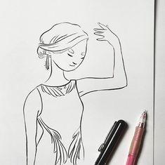 Mit einem Raster eine Vorlage abzeichnen - Zeichnen lernen (3 ...