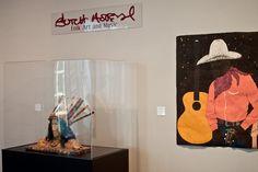 Butch Hornsby, artist