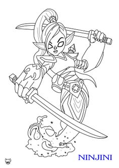 1000 images about skylander coloring pages on pinterest for Skylanders imaginators coloring pages