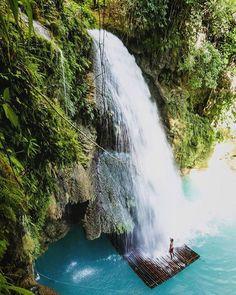 Kawasan Falls Philippines |  Michael G. Quinn