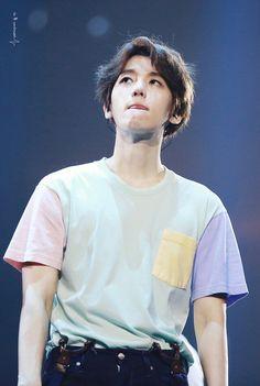 EXO 엑소 || EXO'luXion || Baek-Hyun 백현