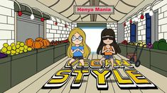 VEGAN STYLE - GANGNAM STYLE (강남스타일) PARODY! Voila le bon style !!