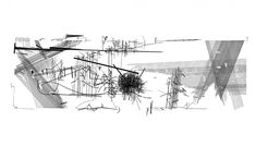 Music for ear and eye Daniel Libeskind, Chamber Works : Architectural Meditations on Themes from Heraclitus, Ink on paper. Chinese Architecture, Architecture Drawings, Futuristic Architecture, Daniel Libeskind, Santiago Calatrava, Le Corbusier, Sound Art, Nature Drawing, Trendy Tree