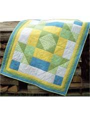 The possibilities are endless.  Make one for a girl, boy, even different ones for the seasons.  Would make a great lap quilt.