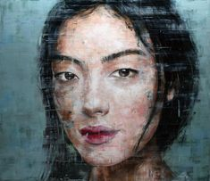 There is something so fascinating and beautiful about the work of Brazilian-born, Berlin-based artist Harding Meyer. He paints gorgeously expressive portraits of men and women that blur the lines between...