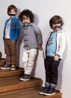 El niño - Petit Bateau España 2013