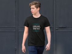 I Work Hard T shirt #Tshirt