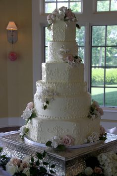 Butter Cream Wedding cakes, 2