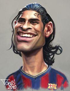 Rafael Marquez FC Barcelona (medium)