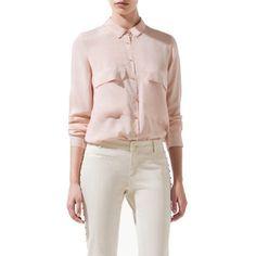 Vobaga New Women Metal Button Down Long Sleeve OL Lapel Pockets Blouse Tops Shirt Vobaga. $21.99