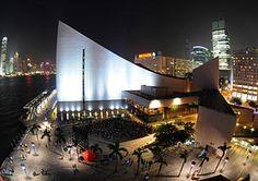 Tsim Sha Tsui Promenade - välilasku Hong Kongiin kotimatkalla Thaikuista