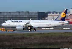 Lufthansa D-AXAQ / D-AINA Airbus A320-271N aircraft picture